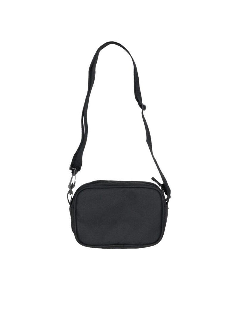 shoulder bag black d2 pt2 back