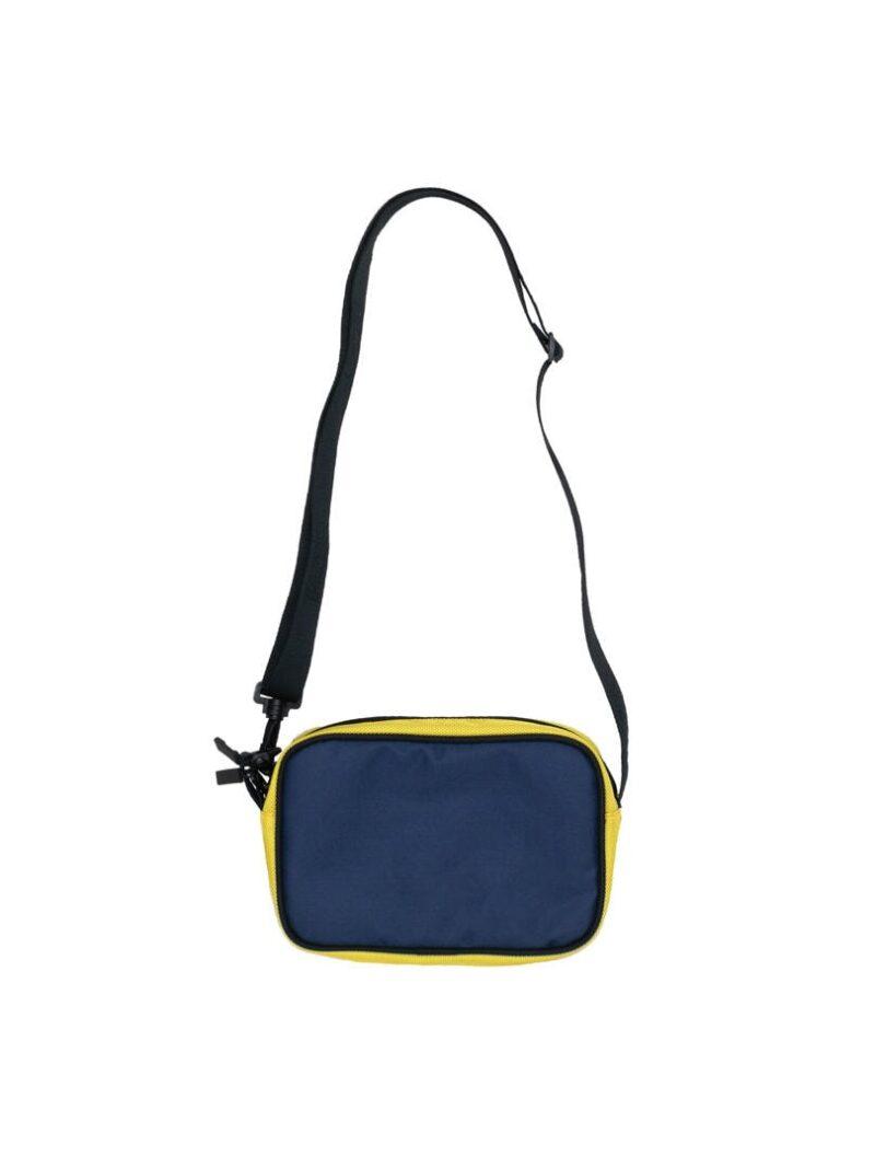 shoulder bag navy d2 pt2 back