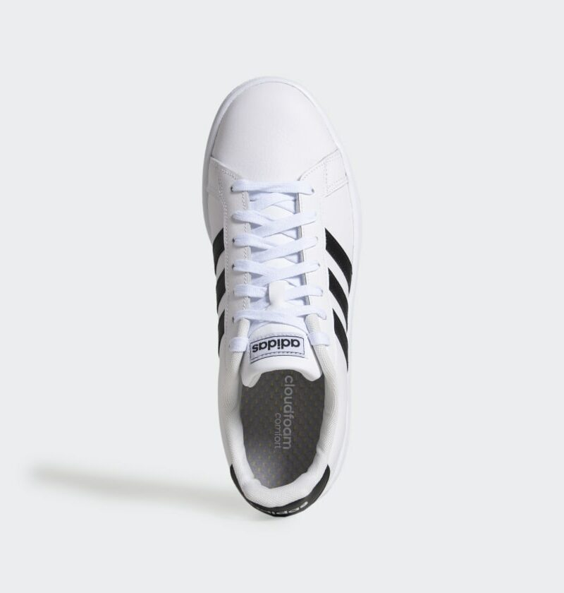 tenis grand court branco ew0556 02 standard hover