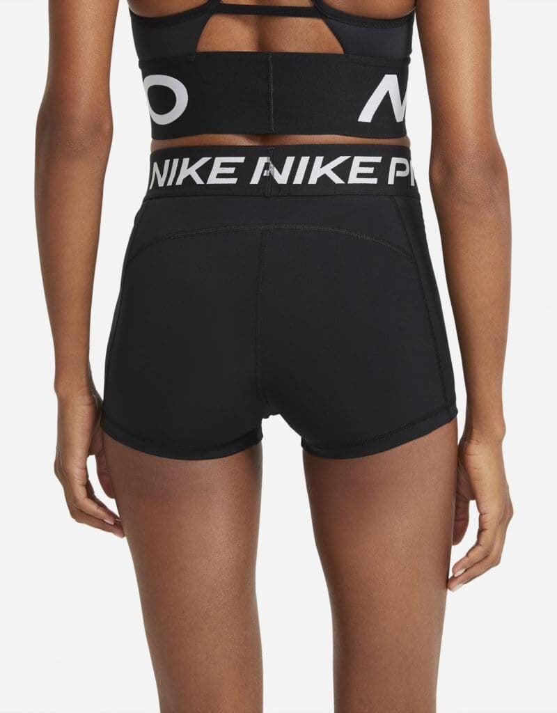 shorts nike pro feminino cz9857 010 3